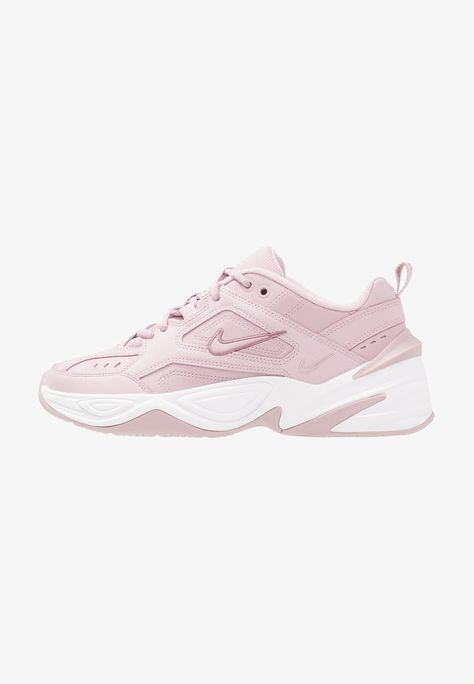 low priced 8c89f d74e9 Nike Sportswear M2K TEKNO - Sneakers laag - plum chalk plum dust summit  white - Zalando.nl