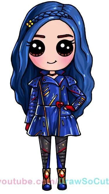 Descendants 2 -  Evie is my favorite character in the whole entire movie!!!!!!!!... - #character #Descendants #entire #Evie #favorite #movie