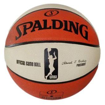 701e5e776 จัดส่งฟรี Spalding ลูกบาส Spalding Official WNBA Game Ball แถมฟรี ที่สูบ