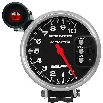 Auto Meter 23902 Gauge Works Right Hand Drive Dual Pod