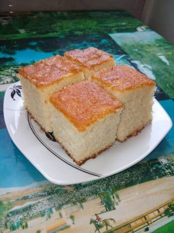كيك اسفنجي هش بالصور من Lina Elhifnawy Recipe Dessert Recipes Pistachio Pudding Cake Food