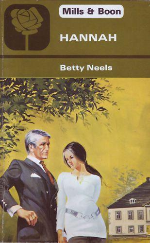 Betty Neels Hannah Betties Romance Covers Clean Romance