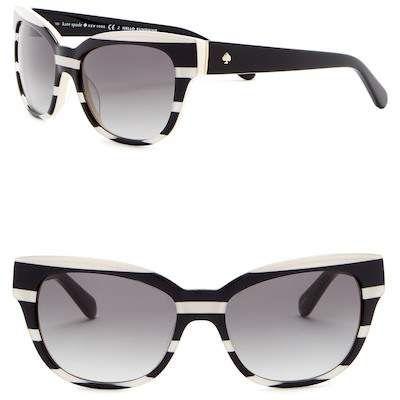 b1d2c5960ed Kate Spade Aisha 54mm Cat Eye Sunglasses