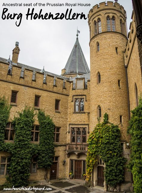 Burg Hohenzollern Inside And Out Germany Travel Visit Germany Tourist Information