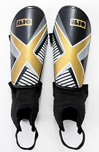 Soccer Shin Guards Youth Sizes By Ilio Sporting Goods Youth Shin Guards For Kids Full Ankle Protec Soccer Boys Good Soccer Players Soccer Shin Guards