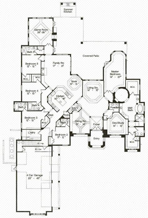 Love This Floor Plan By Loritheqween House Plans Mediterranean House Plan Mediterranean Style House Plans