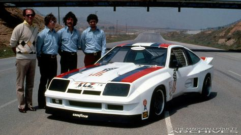 1976 Imsa Gt Chevy Monza Race Car The Grocery Getter That Became