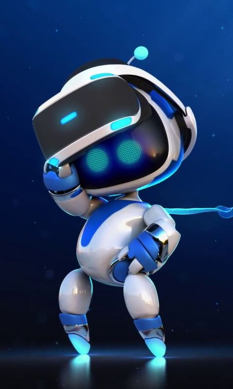 Robot, Astro Bot Rescue Mission, video game wallpaper