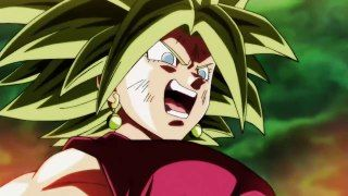 Goku Eliminates Kefla - DBS Episode 116 In English Dub +