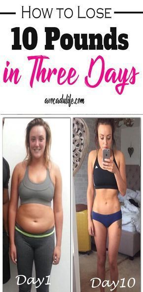 How To Lose 10 Pounds In Three Days Get Fit Teen Diet Lose 20