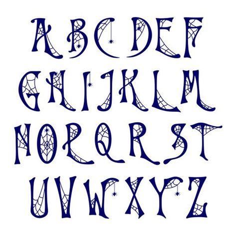 Cute Fonts Alphabet, Calligraphy Fonts Alphabet, Handwriting Alphabet, Hand Lettering Alphabet, Cool Lettering, Graffiti Lettering, Lettering Styles, Script Fonts, Creative Lettering