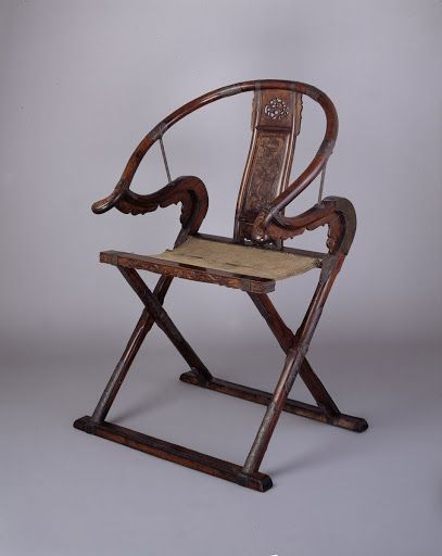 Folding Wooden Chair Unknown Google Arts Culture Chair Antique Chinese Furniture Folding Chair