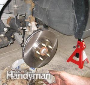 How To Save Money Replace Brake Rotors Car Repair Diy Auto Repair Repair And Maintenance