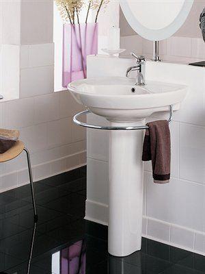 American Standard 0268 Ravenna Pedestal Sink Home Flipping