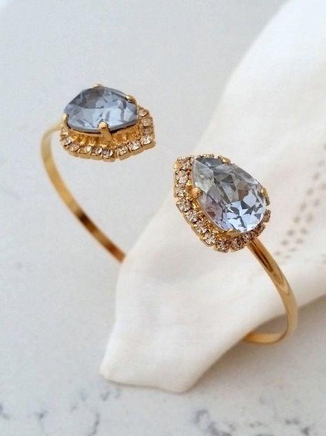 #weddings #jewelry #bracelets #bridalbracelet #bridesmaidsbracelet #bridesmaidgift #cuffbracelet #opencuffbracelet #crystalbracelet #swarovskibracelet #weddingjewelry #bluebracelet #bluecuffbracelet #brightbluebracelet #bluevcuffbracelet #dustybluewedding