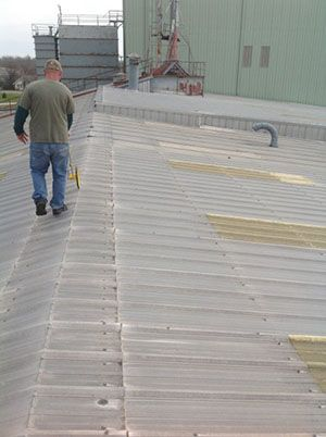 Pin On Commercial Roof Repair Solutions