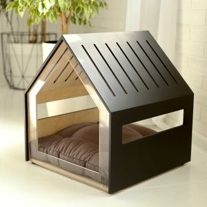 Modern Dog And Cat House Dog Bed Cat Bed Wooden Pet House Modern Pet House Modern Pets Furniture Dog Pillow Cat Pillow Indoor Dog House Modern Dog Houses Wooden Dog House Indoor Dog House