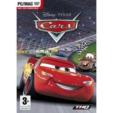 Cars Dvd Rom Pixar