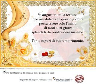 Auguri Per Matrimonio Frasi.Biglietti Di Matrimonio Con Frasi Citazioni Matrimonio