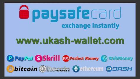 exchange paysafecard a bitcoin számára apa itu bitcoin bányászat