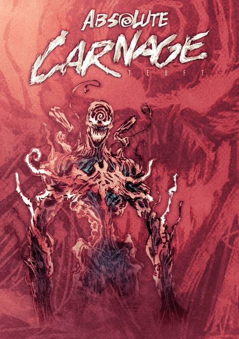 ABSOLUTE CARNAGE by Teoft on DeviantArt | Carnage marvel, Symbiotes marvel, Marvel comics wallpaper