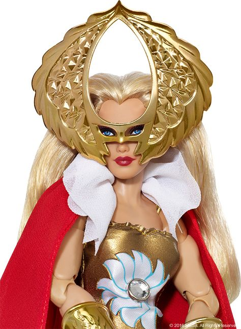 He-Man.org > News > SDCC 2016 She-Ra exclusive revealed