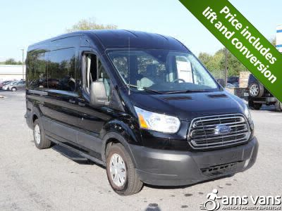 Used 2019 Ford Transit Passenger 350 Xlt Wheelchair Van Ford Transit Vans Van For Sale