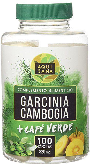 16 99 Garcinia Cambogia Con Extracto De Café Verde Para Complementar Una Dieta Para Adelgazar Garcin Alimenticio Dietas Para Adelgazar Supresor De Apetito