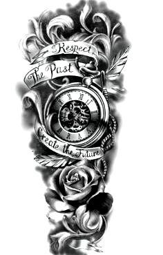 Sleeve Tattoo Ideas Golden Canvas Tattoo & Art Studio – Sleeve Tattoo Idea … - Famous Last Words