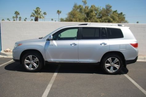 Used 2011 Toyota Highlander Limited Sport Utility For Sale Near You In Phoenix Az Get More Information And Car
