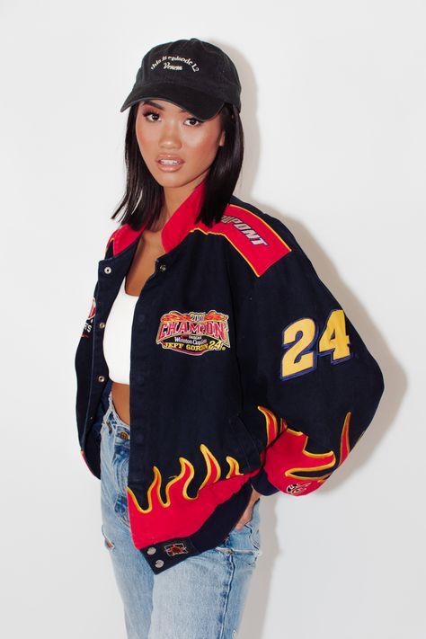 Vintage Nascar jacket
