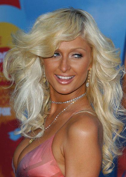 Paris Hilton Then - Celebrity Red Carpet Beauty Looks Then and Now - Photos