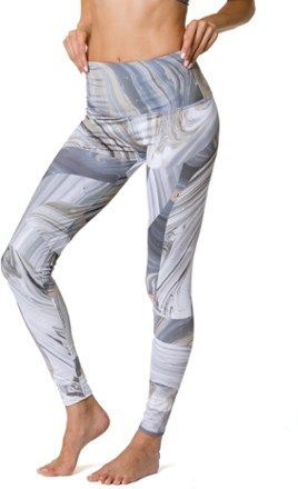 Onzie Womens High Rise Graphic 276