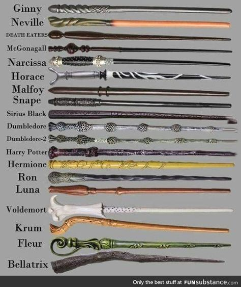 Any HP fans out there? Choose your fav one