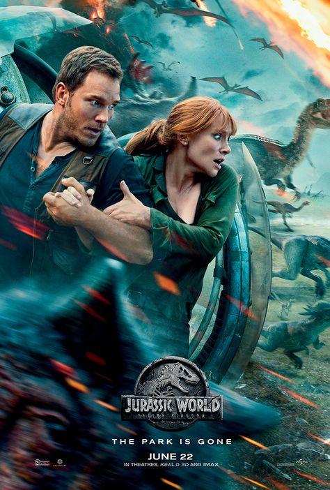 Jurassic World Reino Ameacado Filme Completo Jurassic World Reino