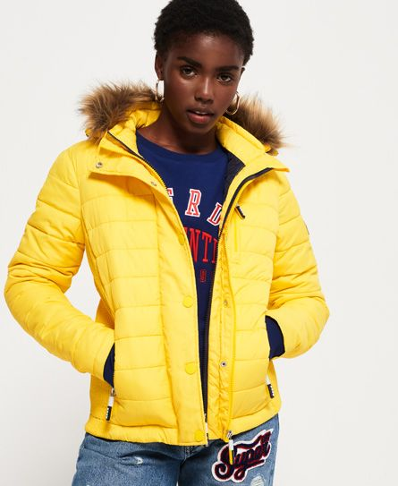 new product ca44b 8b529 Superdry Fuji Slim Double Zip Hooded Jacket | Clothes Horse ...