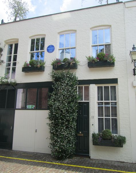 The home of comedian and actor Terry-Thomas
