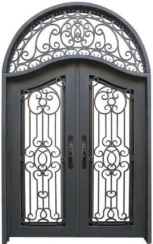 6999 Luxury 10ft Iron Door Iron Entry Doors Iron Doors Wrought Iron Entry Doors