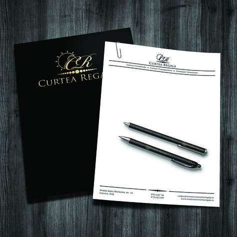 Letterhead presentation! #pionmedia #workwithpassion #branding - professional letterhead