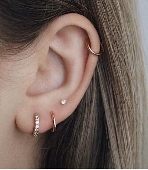 Tiny Solitaire Crystal Stud Earring ( Includes 3 Sets of Earrings) Ear Jewelry, Dainty Jewelry, Cute Jewelry, Jewellery Earrings, Cartier Jewelry, Sapphire Jewelry, Sterling Silver Jewelry, Jewlery, Pretty Ear Piercings