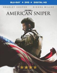 American Sniper Blu-ray