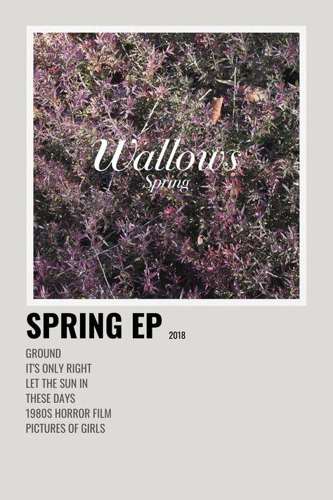 Wallows - Spring EP
