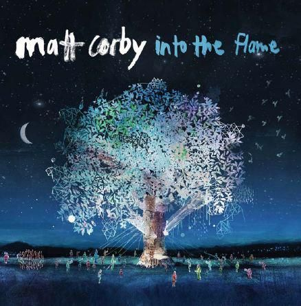 Matt Corby Into The Flame Cover Artwork Part Ii Art Installation Matt Corby Matt Corby Brother Music Album Covers