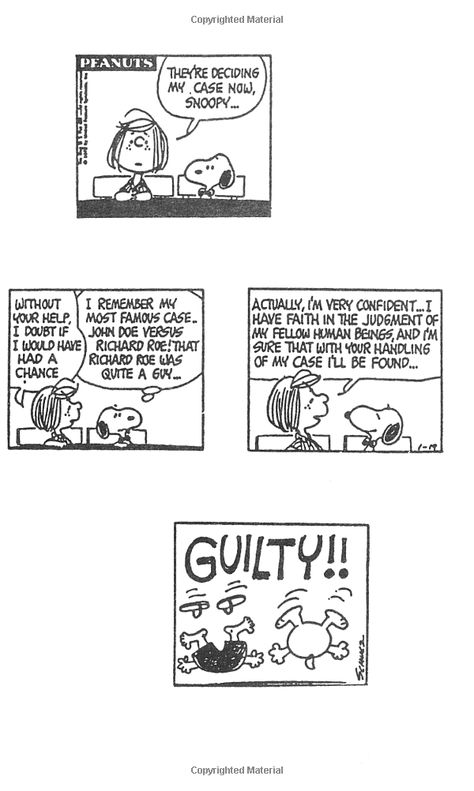 Snoopy Features As The Legal Beagle Snoopy Snoopy Cartoon