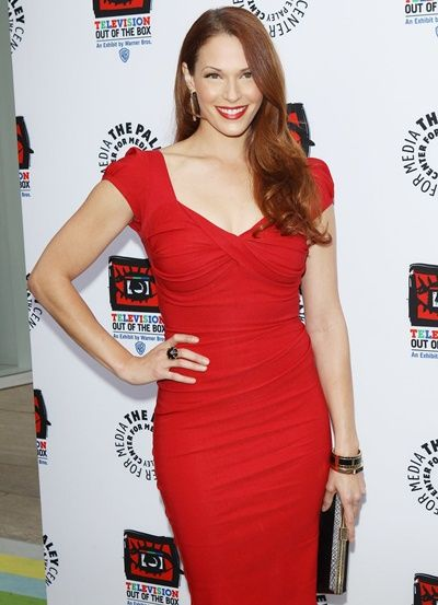 Amanda Righetti Height Weight Bra Size Body Measurements Stats