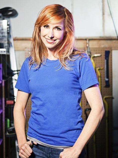 Kari Byron from Mythbusters