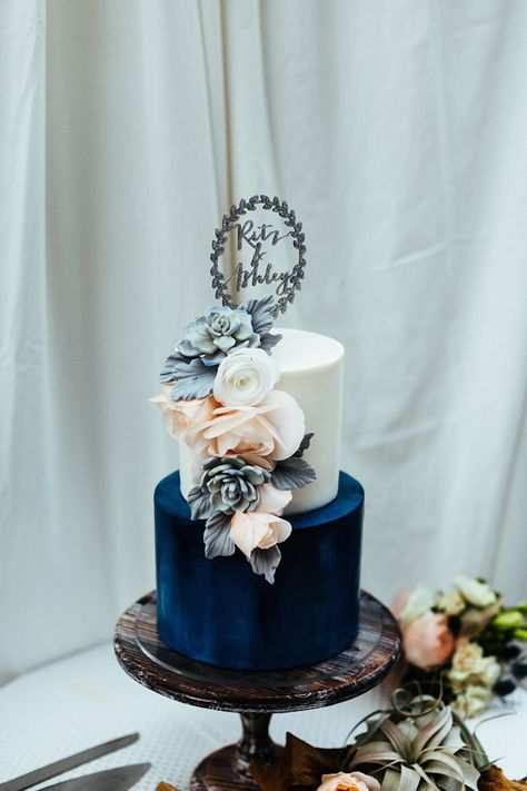 Luxe Poolside Wedding With Nature Inspired Decor Wedding