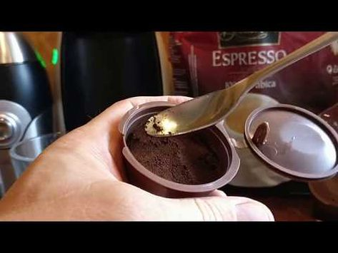 Coffee Hack Dolce Gusto Refillable Capsule And Lidl