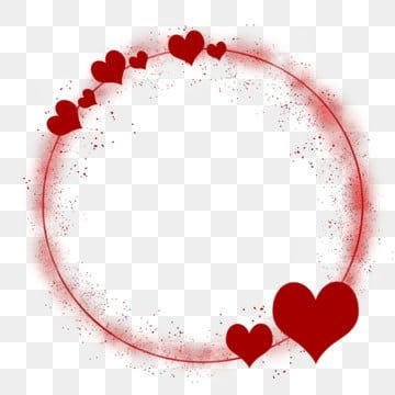 Red Hearts Love Round Border Heart Clipart Love Clipart Border Clipart Boarder Hand Heart Hands Drawing Wedding Photography Album Design Red Texture Background