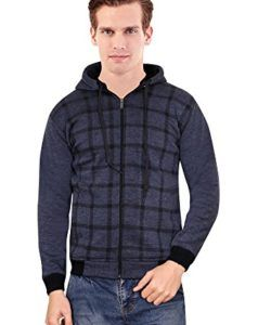 689e3c772 #10: AWG - All Weather Gear Men's Cotton Hoodie Sweatshirt with Zip | #10:  AWG - All Weather Gear Men's Cotton Hoodie Sweatshirt with Zip | Mens  sweatshirts ...